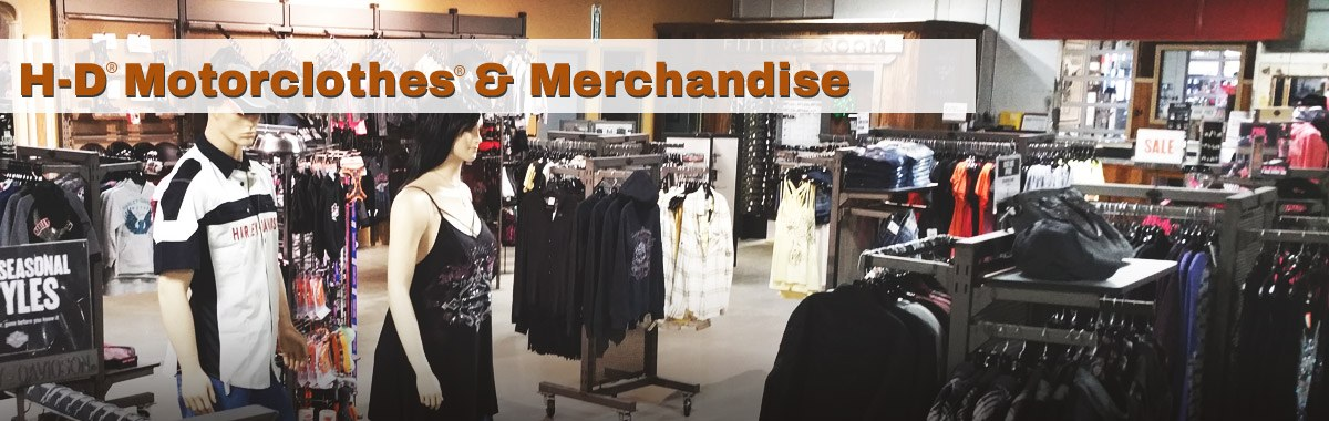 H-D® Motorclothes® and Merchandise